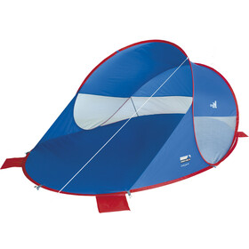 High Peak Mitjana Beach Shelter Blue/Red